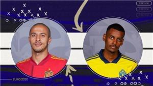 Lịch thi đấu bóng đá hôm nay. Tây Ban Nha vs Thụy Điển, Argentina vs Chile. VTV3, VTV6. BĐTV