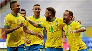 Kết quả bóng đá Copa America 2021 hôm nay: Brazil vs Peru, Colombia vs Venezuela