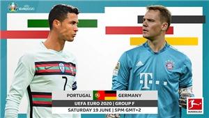 Xem trực tiếp bóng đá EURO hôm nay trên VTV6, VTV3