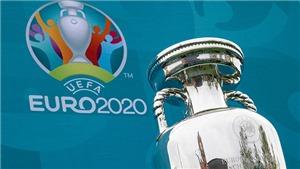 Bảng xếp hạng chung cuộc các bảng đấu EURO 2021