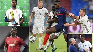 Pháp vs Thụy Sĩ: Vì sao Pogba ở tuyển Pháp hay hơn ở MU?