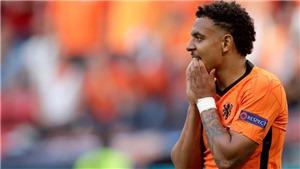 Hà Lan 0-2 Séc: 'Chú lùn' Malen và ván bài thất bại của Frank de Boer