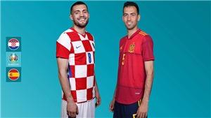 Lịch xem trực tiếp bóng đá EURO 2021 hôm nay trên kênh VTV3, VTV6 (29/6/2021)