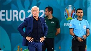 Pháp 3-3 Thụy Sĩ (pen 4-5):Deschamps đã biết sửa sai nhưng không đủ