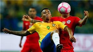 Lịch thi đấu tứ kết Copa America 2021