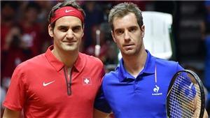 Kết quả Wimbledon 1/7, sáng 2/7: Federer thẳng tiến, 'Tiểu Federer' dừng bước