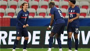 Kết quả bóng đá hôm nay. Pháp và Tây Ban Nha đại thắng