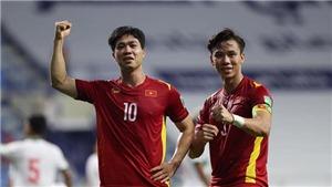 Ngay cả khi xếp nhì bảng, tuyển Việt Nam vẫn rộng cửa giành vé