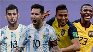 Lịch thi đấu, trực tiếp bóng đá Copa America 2021 hôm nay trên BĐTV, TTTV (4/7/2021)