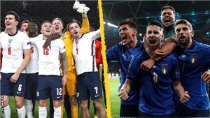 Lịch xem trực tiếp bóng đá EURO 2021 hôm nay trên kênh VTV3, VTV6 (12/7/2021)