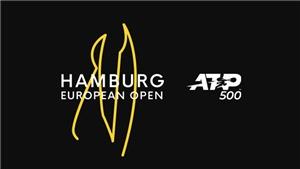 Kết quả tennis hôm nay. Tsitsipas bị loại sốc ở Hamburg Open