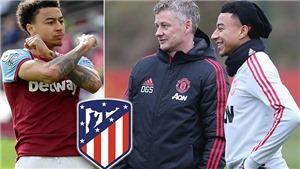 Chuyển nhượng MU 16/7: Atletico muốn có Lingard, MU sắp có bộ đôi La Liga