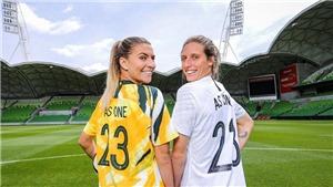 Link xem trực tiếp bóng đá nữ Úc vs New Zealand, Olympic 2021