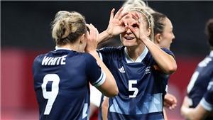 Trực tiếp bóng đá nữ VTV5 VTV6: Nữ Nhật Bản vs Nữ Anh, Olympic 2021 (17h30, 24/7)