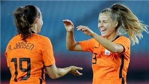 Trực tiếp bóng đá VTV5 VTV6: Nữ Hà Lan vs Trung Quốc, Olympic 2021 (18h30 hôm nay)