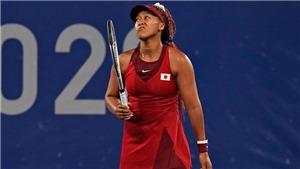 Naomi Osaka vỡ mộng huy chương Olympic