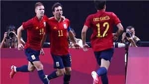 Video U23 Tây Ban Nha vs Argentina, Olympic 2021: Clip bàn thắng highlights