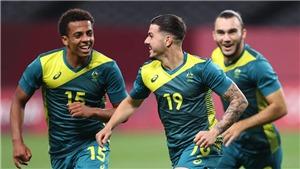 Video U23 Úc vs Ai Cập, Olympic 2021: Clip bàn thắng highlights