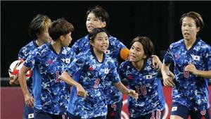 Trực tiếp bóng đá VTV5 VTV6: Nữ Thụy Điển vs Nhật Bản, Olympic 2021 (17h hôm nay)
