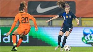 Trực tiếp bóng đá VTV5 VTV6: Nữ Hà Lan vs Mỹ, Olympic 2021 (18h hôm nay)
