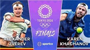 Lịch thi đấu tennis hôm nay, 1/8. Trực tiếp tennis Olympic 2021