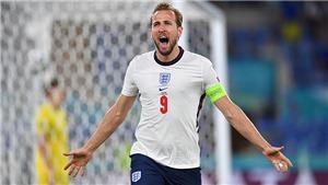 Vua phá lưới EURO 2021: Đừng vội gạch tên Harry Kane!