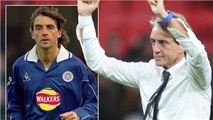 Anh vs Ý: Mancini và ký ức đầu tiên ở xứ sương mù