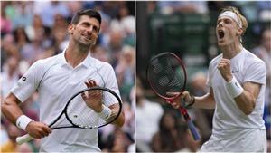 Kết quả Wimbledon 2021 ngày 9/7, sáng 10/7: Djokovic gặp Berrettini ở chung kết