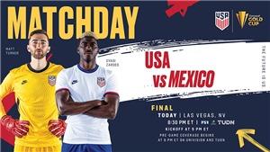 Lịch thi đấu bóng đá hôm nay, 2/8. Trực tiếp bóng đá Gold Cup 2021, Olympic 2021