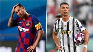 Đề cử giải thưởng UEFA mùa giải 2020-21: Cả Messi và Ronaldo đều vắng mặt
