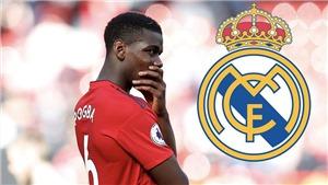 Chuyển nhượng MU 15/8: Pogba sẽ gia nhập Real Madrid, Inter Milan vẫn theo đuổi Martial