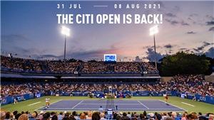Kết quả tennis hôm nay, 2/8. Kết quả tennis Washington Open 2021