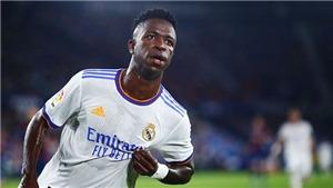 ĐIỂM NHẤN Levante 3-3 Real Madrid: Alaba, Vinicius ghi điểm. Ancelotti lo hàng thủ