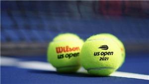 Kết quả US Open hôm nay (31/8/2021 - 1/9/2021)