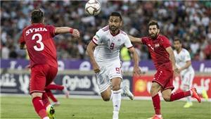 Soi kèo nhà cái Iran vs Syria và nhận định bóng đá vòng loại World Cup 2022 châu Á (23h00, 2/9)