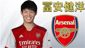 Arsenal mua đồng đội cũ của Công Phượng để vá hàng phòng ngự
