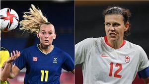 Đội tuyển Canada giành HCV bóng đá nữ