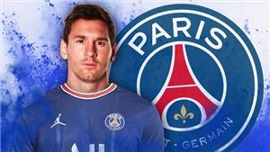 Messi lên đường sang Paris, chuẩn bị ký hợp đồng với PSG