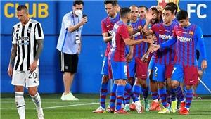 Kết quả bóng đá 8/8, sáng 9/8. Barcelona hạ Juventus, đoạt cúp Joan Gamper. Real hòa Milan