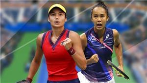 Xem trực tiếp tennis Raducanu vs Leylah Fernandez, US Open 2021