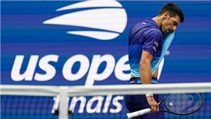 Vì sao Djokovic thua Medvedev ở chung kết US Open?