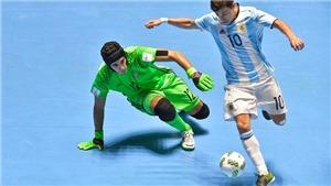 Soi kèo nhà cái Futsal Argentina vs Mỹ và nhận định bóng đá Futsal World Cup 2021 (00h00, 15/9)