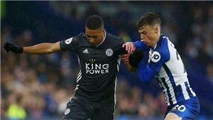 KẾT QUẢ bóng đá Brighton 2-1 Leicester, Ngoại hạng Anh hôm nay