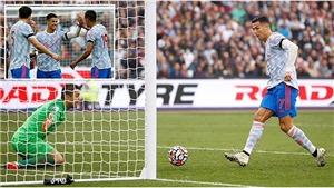 West Ham 1-2 MU: Ronaldo, Lingard tỏa sáng, nhưng De Gea mới là cứu tinh