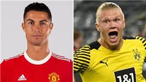 Tin bóng đá MU 4/9: Haaland đòi lương gấp đôi Ronaldo, MU công bố danh sách dự Cúp C1