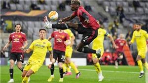 VIDEO MU vs Villarreal, Cúp C1/Champions League