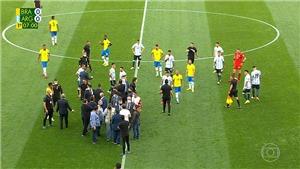Sự cố hoãn trận Brazil vs Argentina: Brazil có thể bị xử thua 0-3