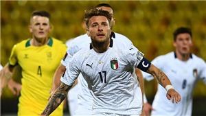 Link xem trực tiếp bóng đá Ý vs Litva, vòng loại World Cup 2022 (01h45, 9/9)