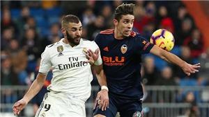 TRỰC TIẾP bóng đá Valencia vs Real Madrid, La Liga (02h00, 20/9)