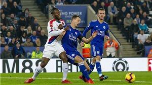 TRỰC TIẾP bóng đá Crystal Palace vs Leicester, Ngoại hạng Anh (20h00, 3/10)